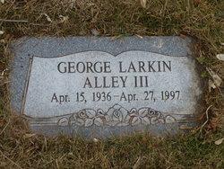 George Larkin Alley, III