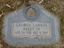 George Larkin Alley, Jr