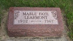 Mable Faye Learmont