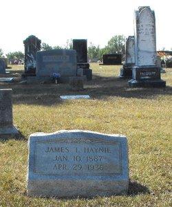 James Tyree Haynie