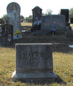William Claude Haynie