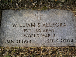 William S. Allegra