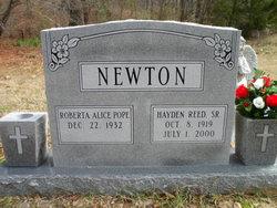 Hayden Reed Newton