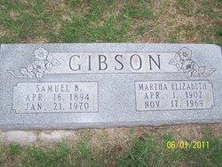 Samuel Bennett Sam Gibson
