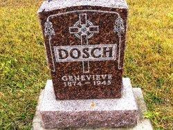 Genevieve <i>Hutmacher</i> Dosch