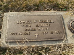 Lowell Miles Colter