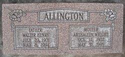 Walter Henry Allington, Jr