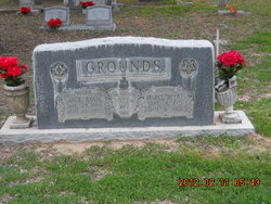 Mary Bell <i>Redus</i> Grounds