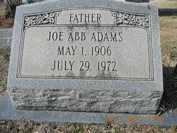 Joe Abb Adams