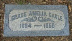 Mrs Grace Amelia <i>Parkhurst</i> Cagle