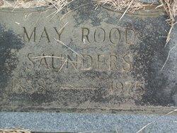 May <i>Rood</i> Saunders