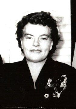 Mary Clara <i>Ryland</i> Andersen McEwan