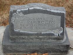 Barbara Ann Austin