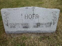 Gladys Marie <i>Cunningham</i> Hoff