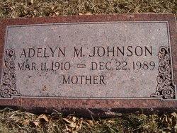 Adelyn <i>Zaugg</i> Johnson