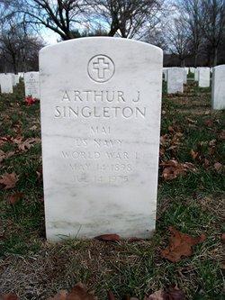 Arthur James Zutty Singleton