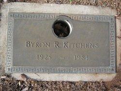 Byron Reginald Byron Kitchens