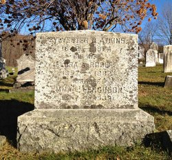 Emma L. <i>Ferguson</i> Atkins