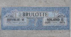 Rosalie Emma <i>Lenseigne</i> Brulotte