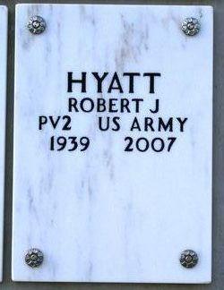 Robert James Hyatt