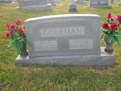 Myrtle Belle <i>Phillips</i> Coleman