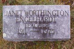 Janet <i>Worthington</i> Engelhardt