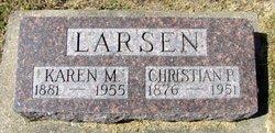 Christian P. Larsen