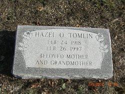 Hazel Ora <i>Alexander</i> Tomlin