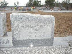Valeria Katherine <i>Perdue</i> Barfield