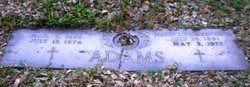 Marie Louise <i>Prestenbach</i> Adams