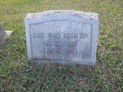 Estella Anna Essie <i>Ward</i> Charlton
