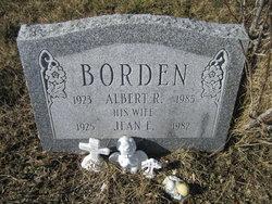Jean E. <i>Medeiros</i> Borden