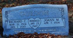 JoAnn M Gordon