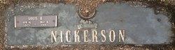 Louis Bunkley Bunk Nickerson