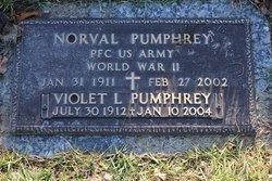 Violet Louise <i>Abell</i> Pumphrey
