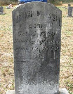 Durward M. Ashe