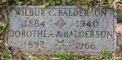 Dorothea Augusta <i>Holzer</i> Balderson