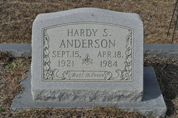Hardy S Anderson