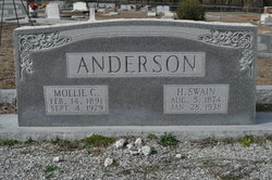Mollie <i>Canady</i> Anderson