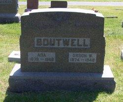 Ada <i>Brandt</i> Boutwell
