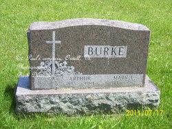 Mary J Marie Jos�phine <i>LaPine</i> Burke