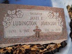 Janet <i>Ludington</i> Johnson