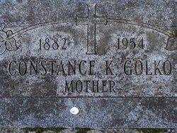 Constance K <i>Zieman</i> Golko