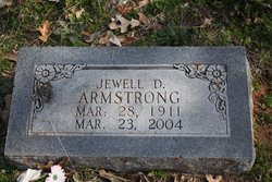 Jewell D. Armstrong