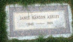 Janet Hanson Ashley