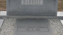 Estelle <i>Yancey</i> Harrell
