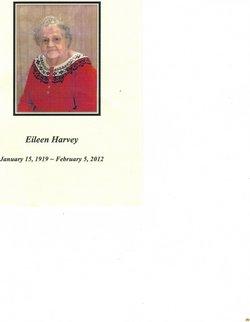 Octavia Eileen <i>Looney</i> Harvey