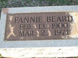 Fannie Beard