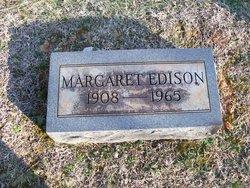 Margaret Edison