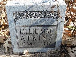 Lillie Mae Atkins